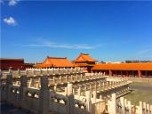 北京故宫博物院--中国古代宫廷建筑之精华