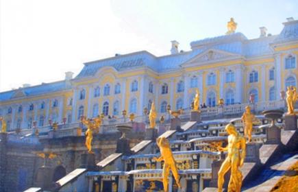 【福州直飞俄罗斯包机】情迷喀秋莎,莫斯科、圣彼得堡、双飞6晚8日游。