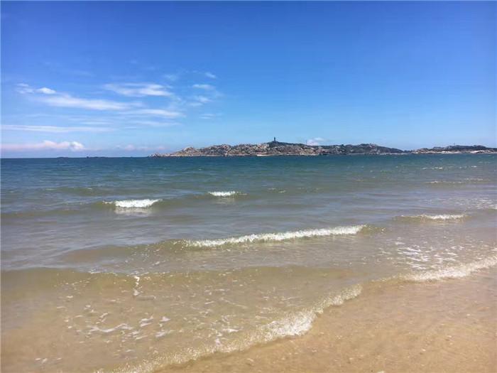 福清大姆山草场,大鹤海滩趣味活动一日游