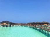 【机酒自由行】 马尔代夫Dhigali迪迦莉岛4晚6天自由行 (岛屿、酒店其他房型价格现询)