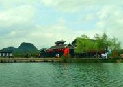 桂林山水甲天下,休闲趣玩乐享不尽