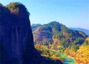 【武夷山当地参团】武夷山天游峰.九曲竹排漂流精华品质三日游<品质纯玩>