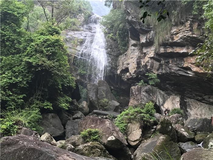 永泰百漈沟瀑布