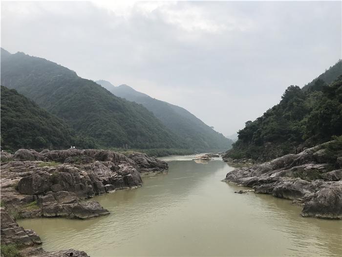 永泰百漈沟大樟溪