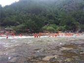 【跟团游·夏季亲水】福州出发-屏南白水洋泼水狂欢、千年鲤鱼溪村汽车一日游