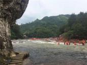 【跟团游·夏季亲水】福州出发-白水洋、爱侣圣地·鸳鸯溪汽车二日游