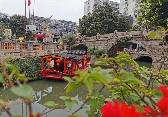 福州上下杭历史文化街美食图片