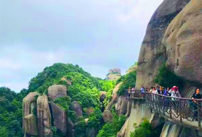 福鼎太姥山风景区WJ