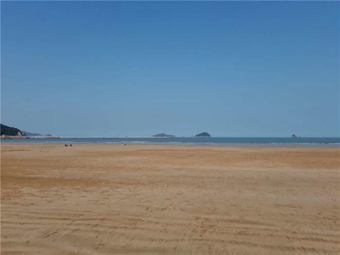 霞浦高罗沙滩